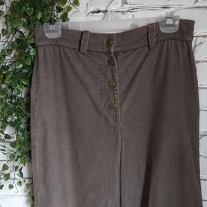 Wilfred Free Corduroy Culottes